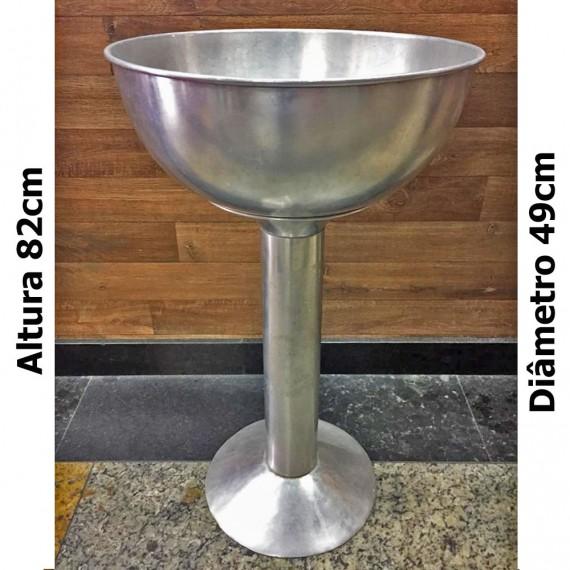 Champanheira 50x90 Alumínio - Aluguel 50,00