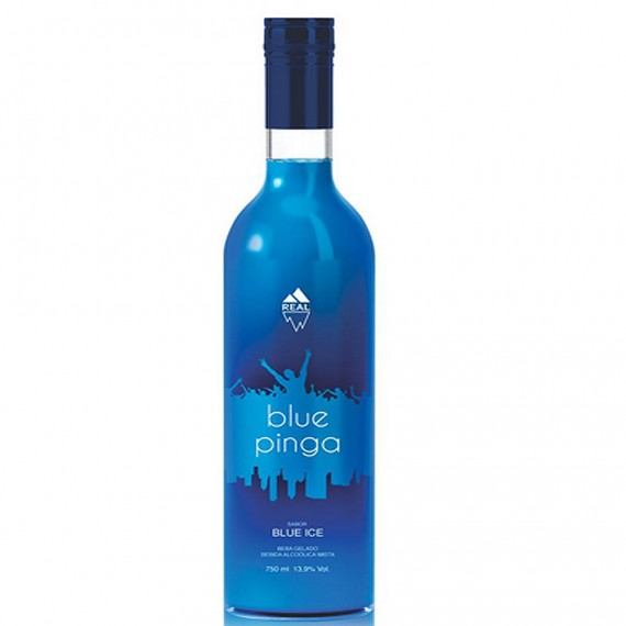Blue Pinga 750ml