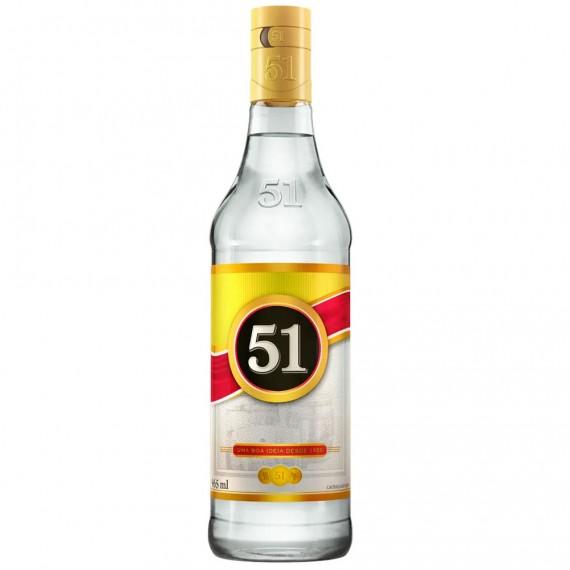 Cachaça Pirassununga 51