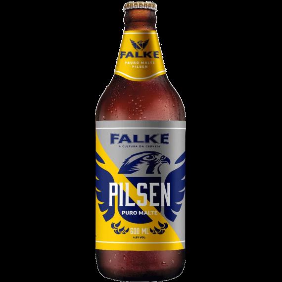 Cerveja Falke Pilsen 600ml