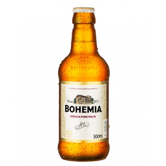 Cerveja Bohemia Litrinho 300ml