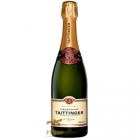 Champagne Taittinger Brut Branco 750ml