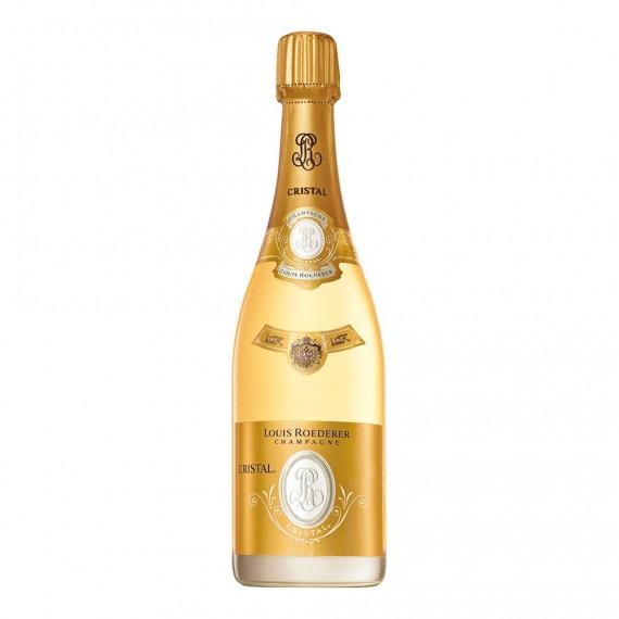Champagne Cristal Brut Louis Roederer Branco 750ml 2006