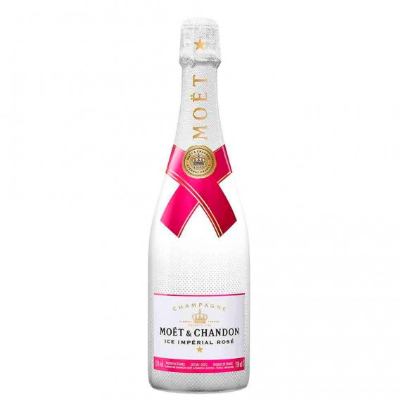 Champagne Moet Chandon ICE Imperial Rosé 750ml