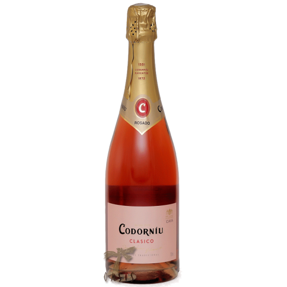 Espumante Codorniu Rose Cava 750ml