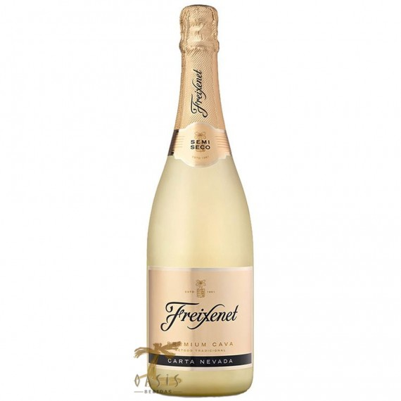 Espumante Freixenet Carta Nevada Demi 750 ml