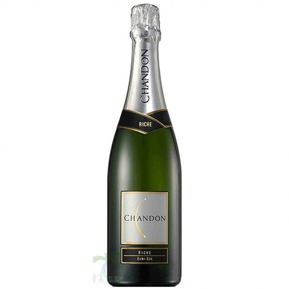 Espumante Chandon Riche - Demi-Sec 750ML