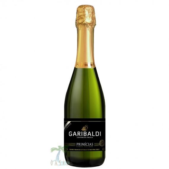 Espumante Garibaldi Primícias Brut 650 ML