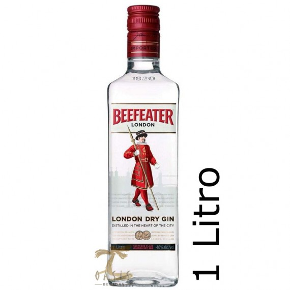 Gin Beefeater 1litro