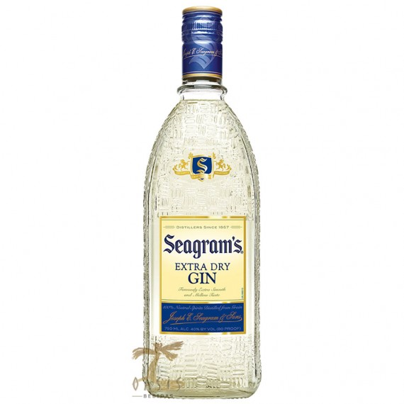Gin Seagram´s Extra Dry 750ml