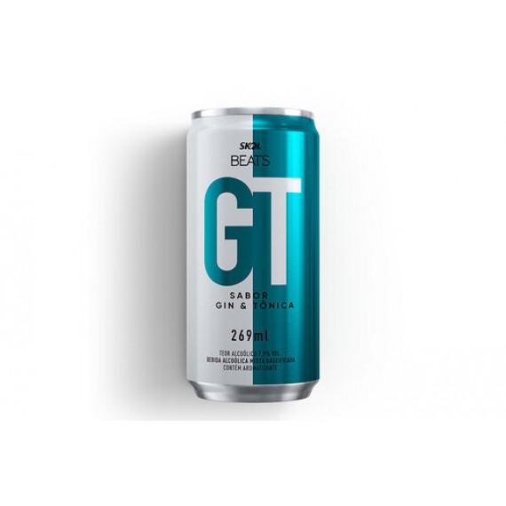 Skol Beats GT Gin Tônica 269ml