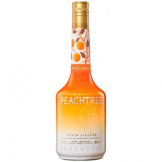 Licor Peachtree 700ml