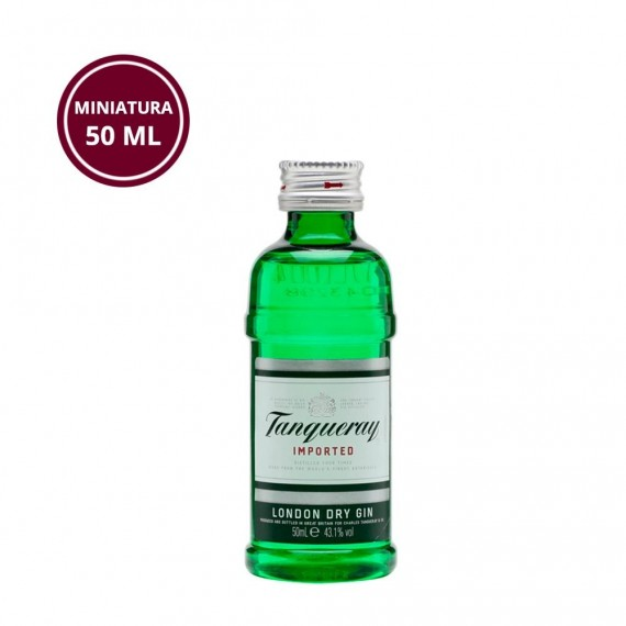 Gin Tanqueray 50ml