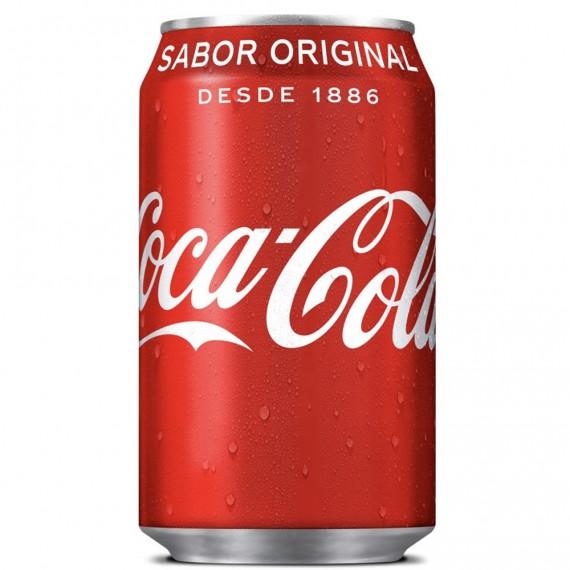 Coca Cola Lata lata 350ml