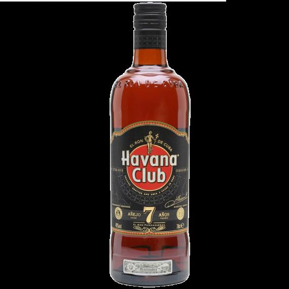Rum Havana Club 7 anos