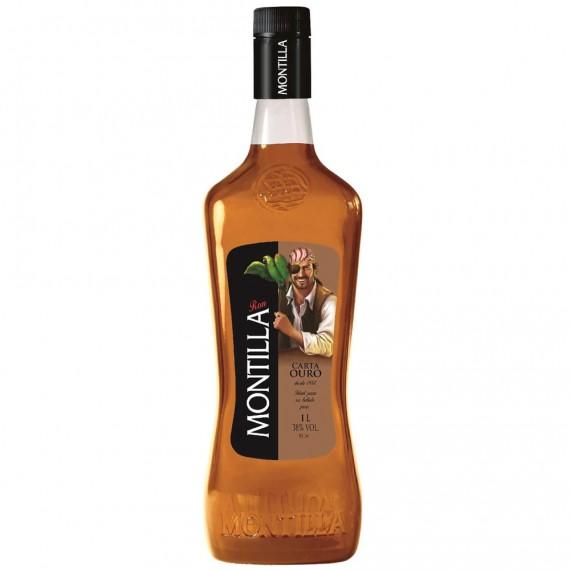 Rum Montilla Carta Ouro 1L