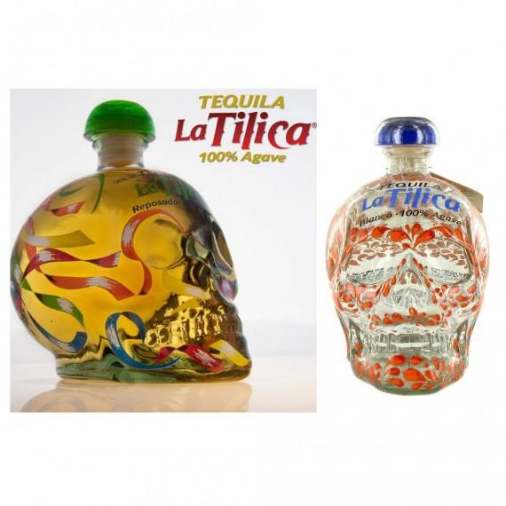 Tequila La Tilica Reposado / Silver 750ml