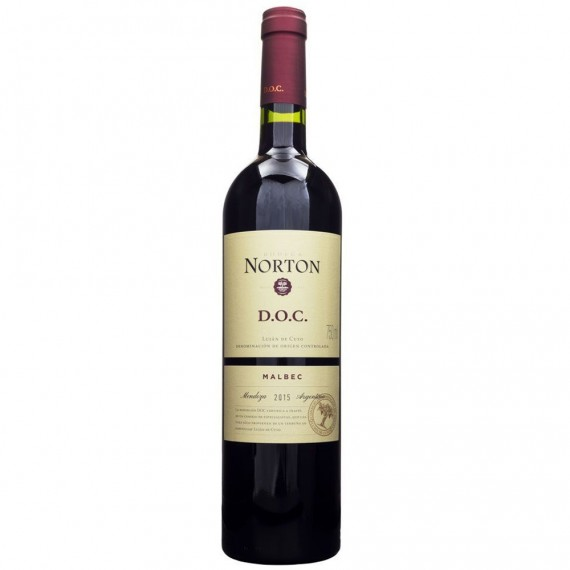 Vinho Norton Doc Malbec 750ml