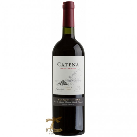 Vinho Catena Cabernet Sauvigon 750ml Zapata