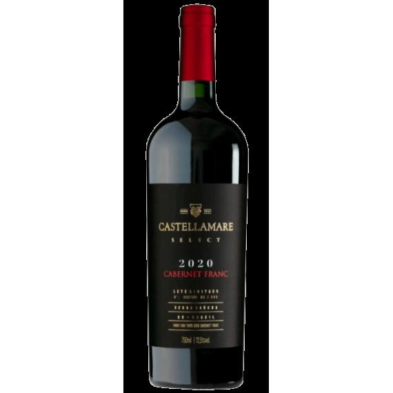 Vinho Castellamare Cabernet Franc Select 750ml 2021