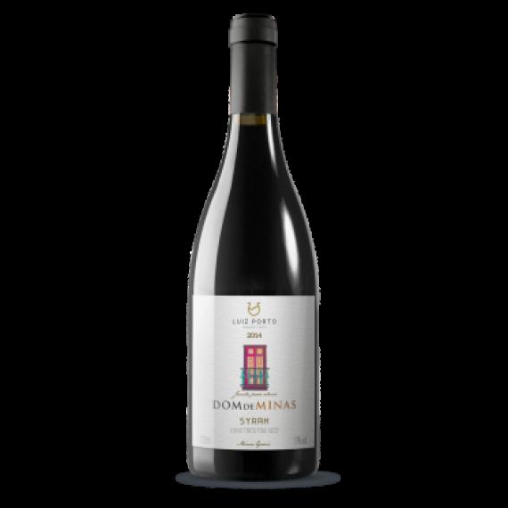 Vinho Luiz Porto Dom de Minas Syrah 750ml