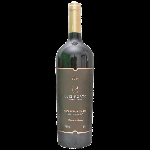 Vinho Luiz Porto Cabernet Sauvignon 750ml