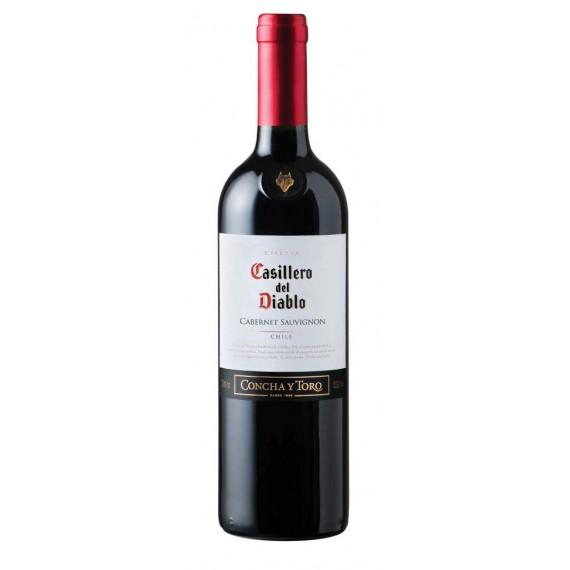 Vinho Casillero Del Diablo Cabernet Sauvignon 750 ml