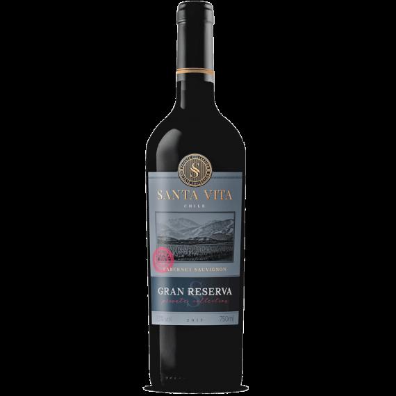 Vinho Santa Vita Cabernet Sauvignon Gran Reserva 750ml