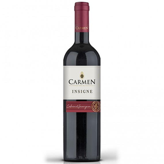 Vinho Carmen Insigne Cabernet Sauvignon 750ml