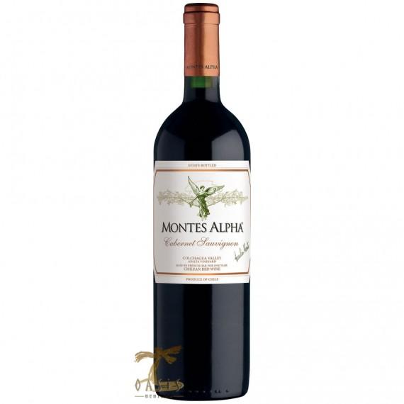 Vinho Montes Alpha Cabernet Sauvignon 750ml