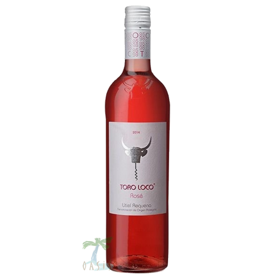 Vinho Toro Loco Rose 750ML