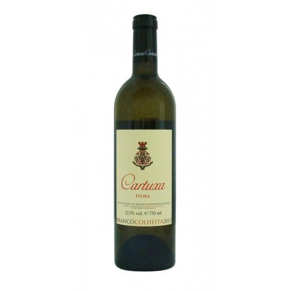 Vinho Cartucha Branco Évora 2017 750ml