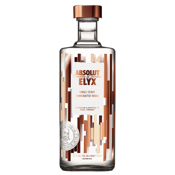 Vodka Absolut Elyx 1,5 Litro