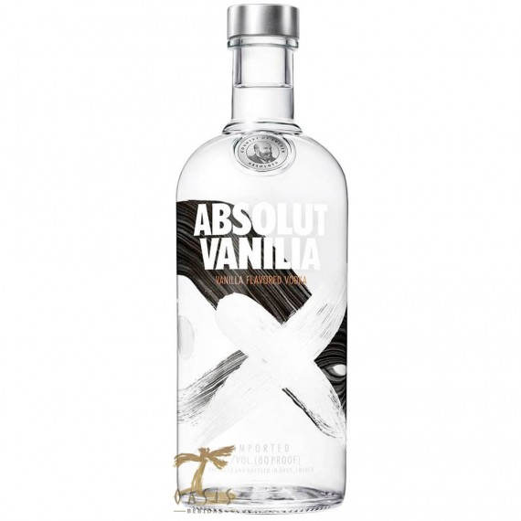 Vodka Absolut Vanilia 1L