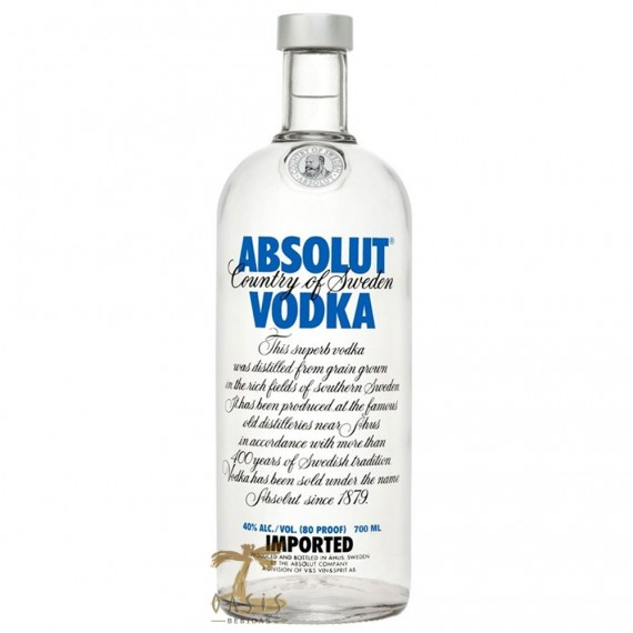 Vodka Absolut 1Litro