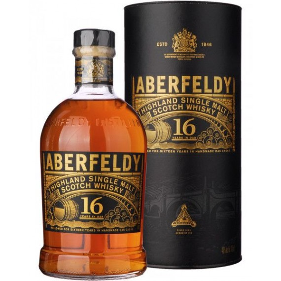 Whisky Aberfeldy 16 anos 700ml