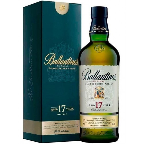 Whisky Ballatines 17 anos 750ml