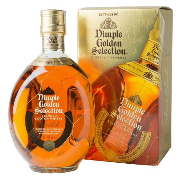 Whisky Dimple Golden Select 1L