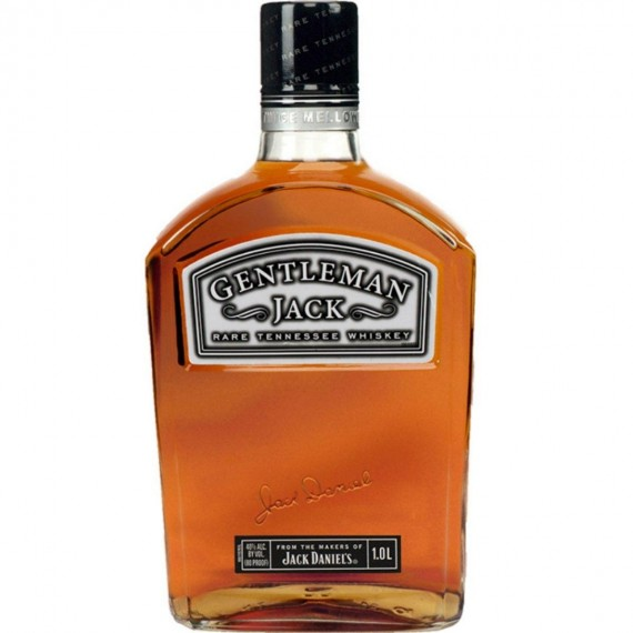 Whisky Jack Gentleman 1L