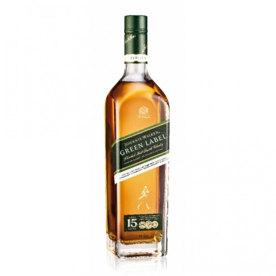Whisky John Walker Green Label 750ml