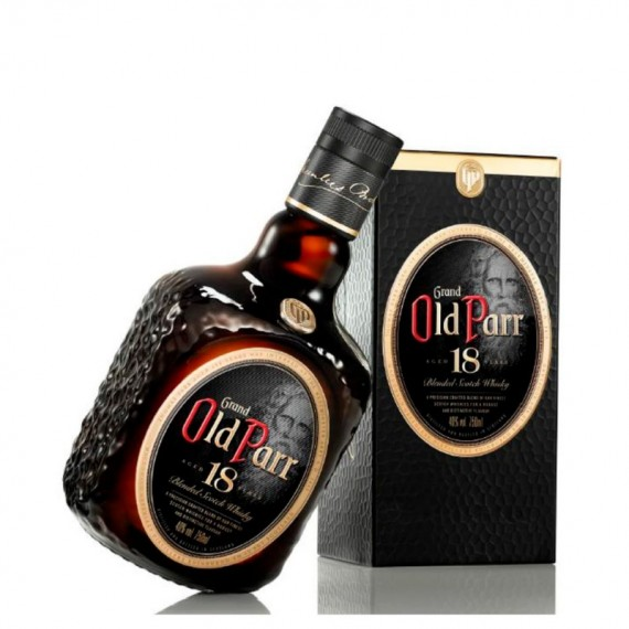 Whiksy Old Parr 18 anos 750ml