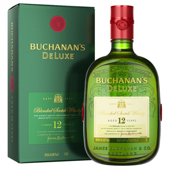 Whisky Buchanans 12 1L