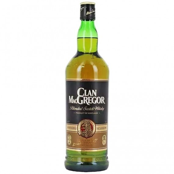 Whisky Clan Mac Gregor 1Litro