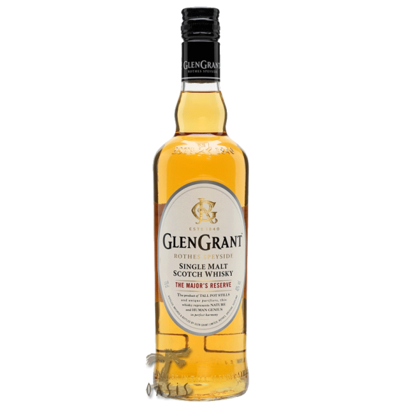 Whisky Glen Grant Single Malt 750ml