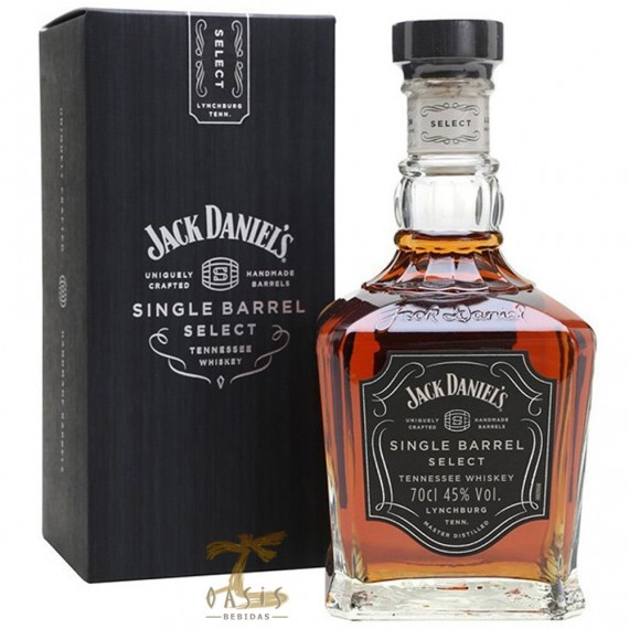 Whisky Jack Single Barrel