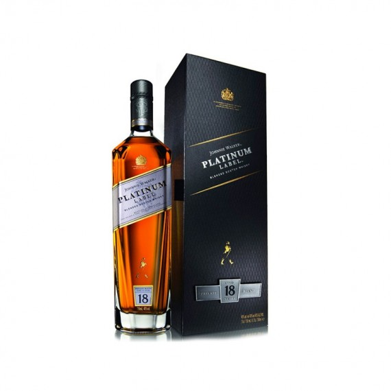 Whisky Johnnie Walker Platinum Label 18 750ML