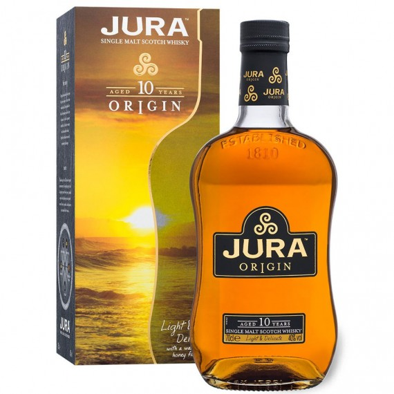 Whisky Jura Origin 10 anos 750ml