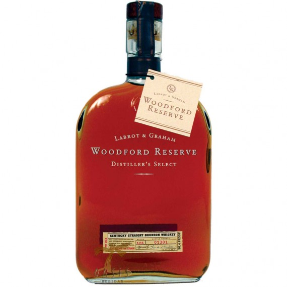 Whisky WoodFord Reserve 750ml Bourgon