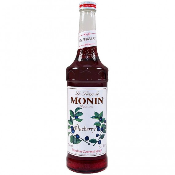 Xarope Monin Mirtilio - Blueberry 700ml