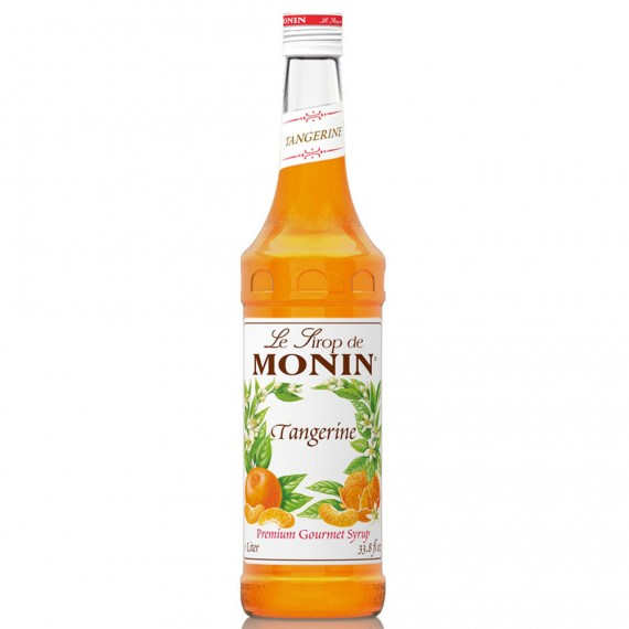 Xarope Monin Tangerina 700ml